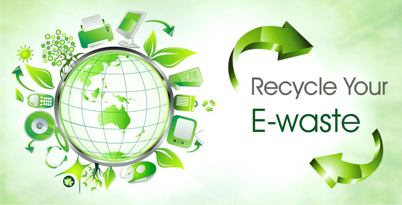 RECYCLING FOR A GREEN COMMUNITY